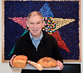 Mike Feinsilber with bread_DSC0688 horizontal